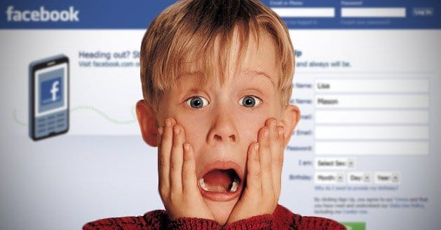 Why Facebook has locked your Facebook account?