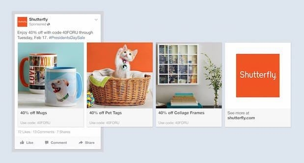 The beginner's guide to facebook ad formats re/digital.
