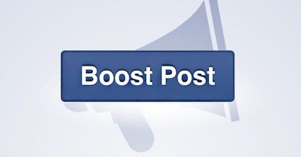 Image result for boost post on facebook