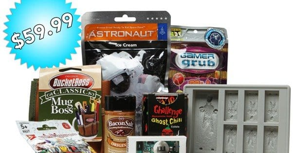 Gift Basket of Products