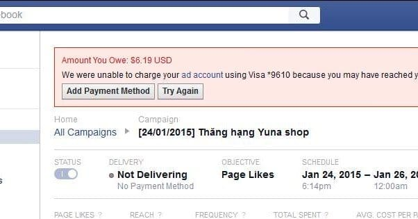 Why Was My Facebook Ad Flagged for Unusual Activity?