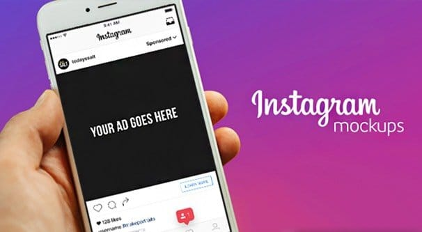 The Grand List Of Instagram Templates And Downloads - Instagram ad template