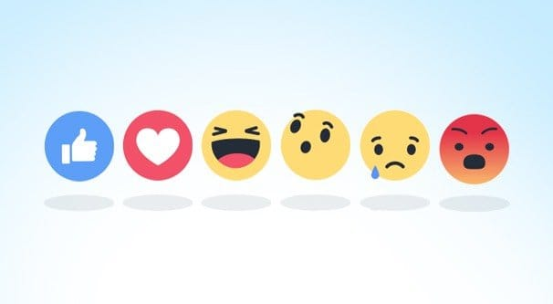 35 Ways to Get More Reactions on a Facebook Post