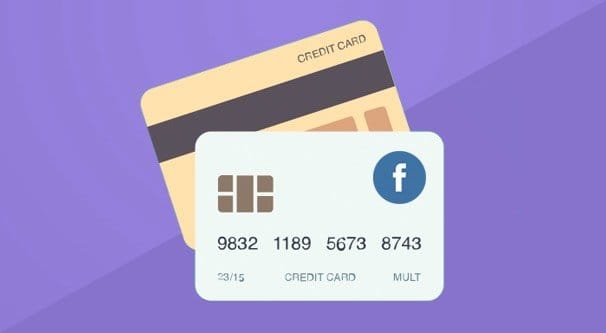 Facebook Credit Card Info