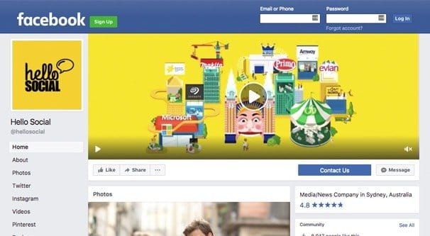How to Use a Video for Your Facebook Page Cover Photo