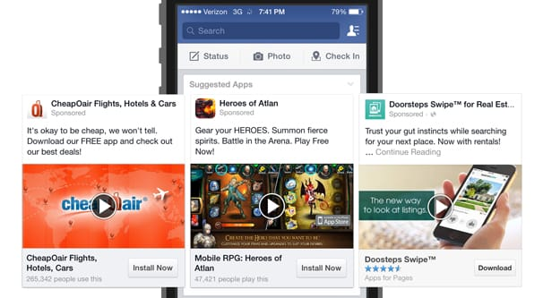 How to Create a Pay Per App Install Ad on Facebook
