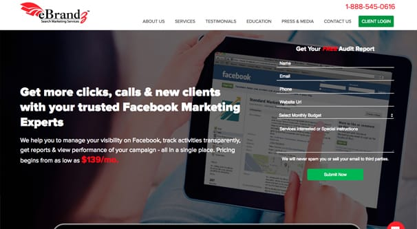List of 25 Facebook Ad Management Companies to Hire