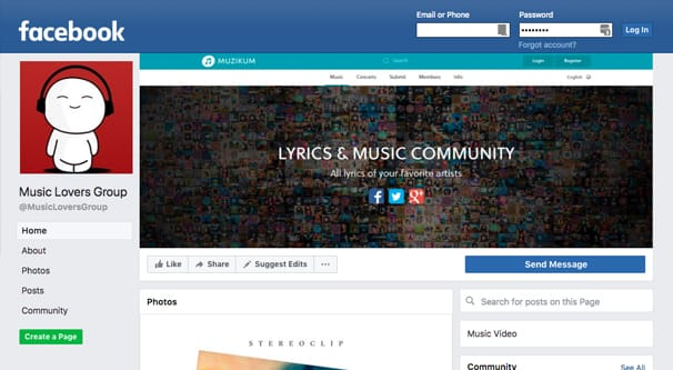 14 Ways to Promote Your Music Video on Facebook