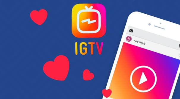 IGTV Illustration