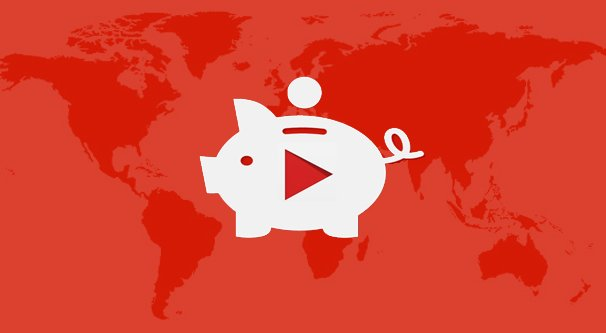 YouTube Partner Program Countries