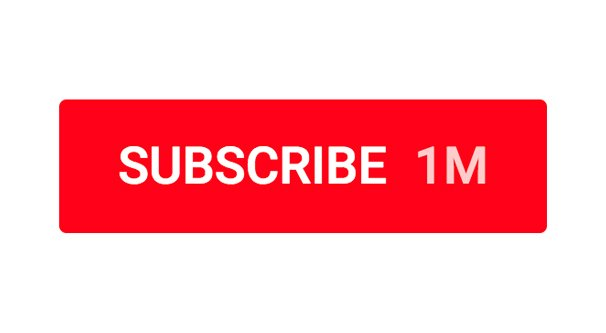 YouTube Subscriber Button Illustration