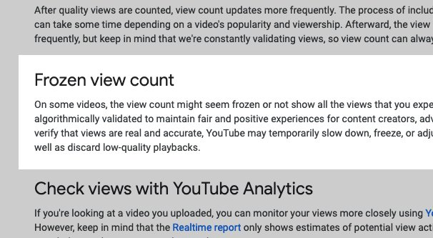 Why Does YouTube Studio Show Different View Counts