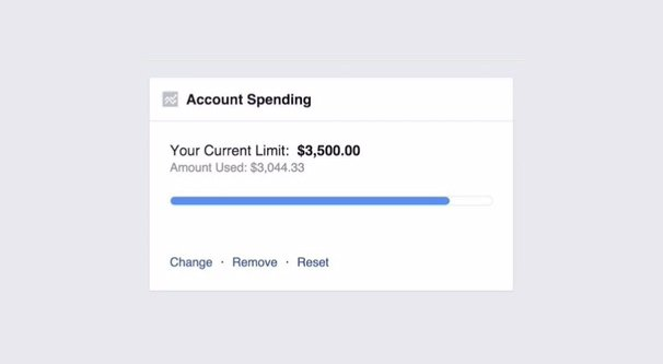 How to Raise Your Facebook Ads Daily Spending Limit