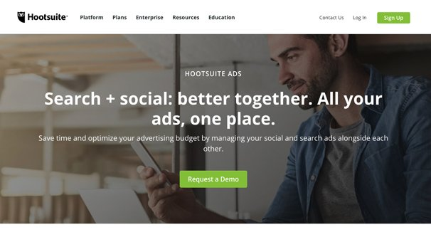 Hootsuite Ads